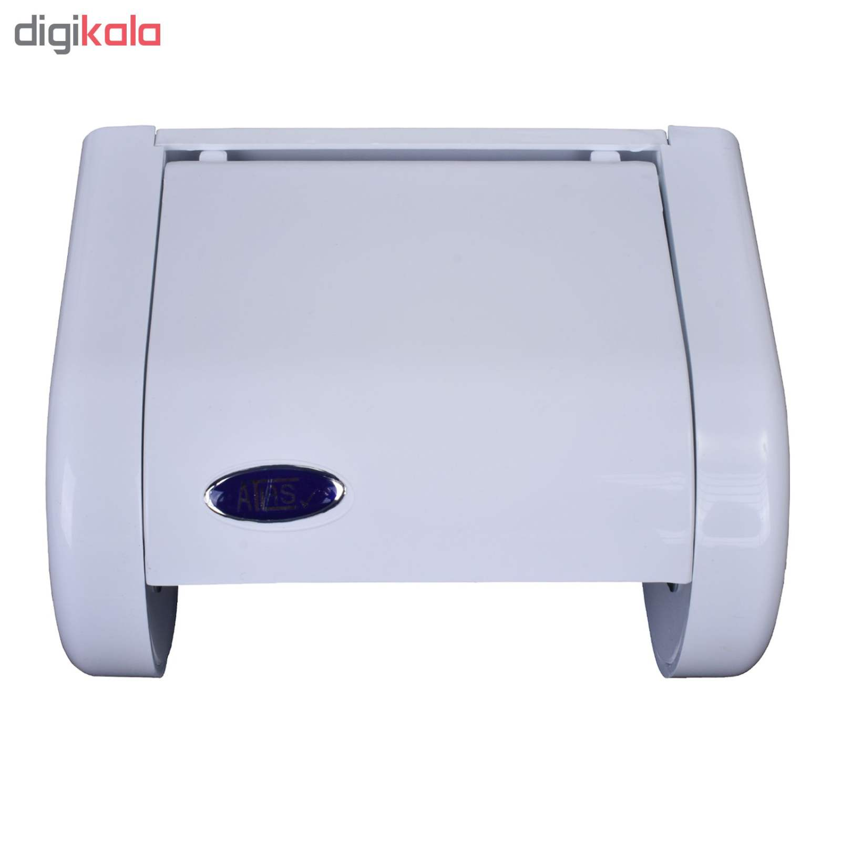 جای دستمال توالت اطلس مدل یاس main 1 2