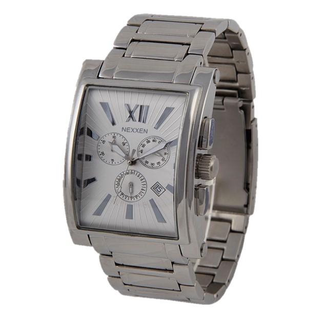 ساعت مچی عقربه ای مردانه نکسن مدل N3212G2