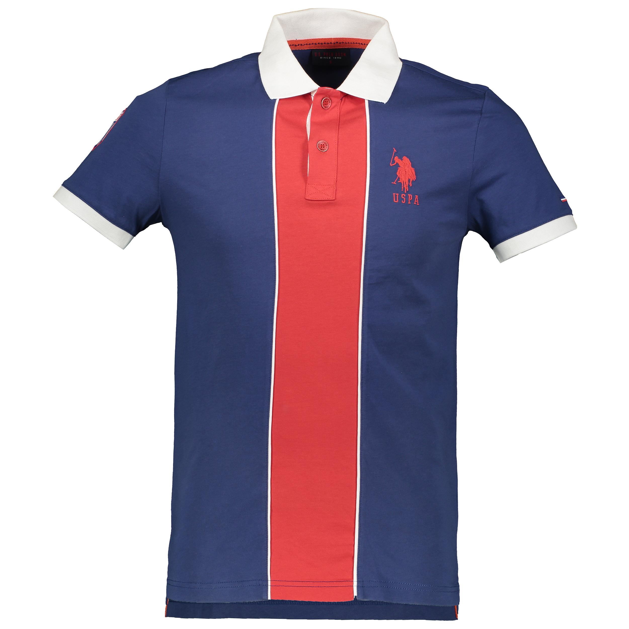 پولو شرت مردانه یو اس پولو مدل 081114