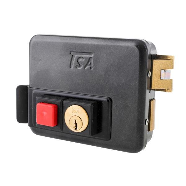 قفل برقی تی اس ای مدل بیرون بازشو 7080