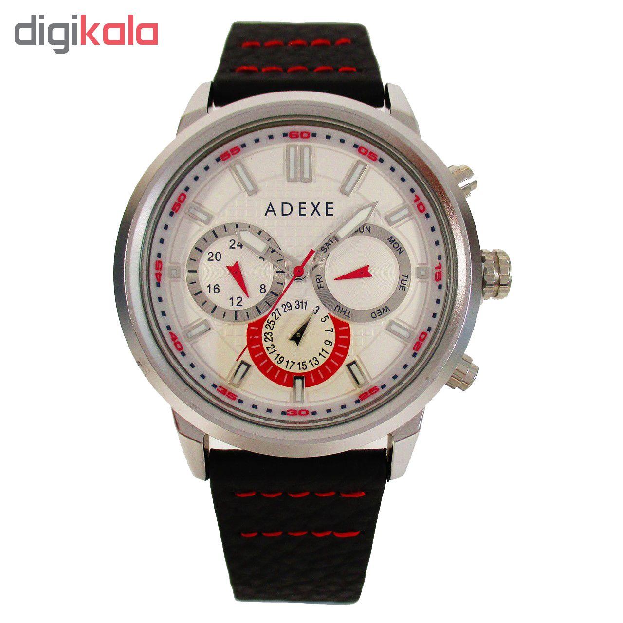 خرید ساعت مچی عقربه ای مردانه مدل ADX 01