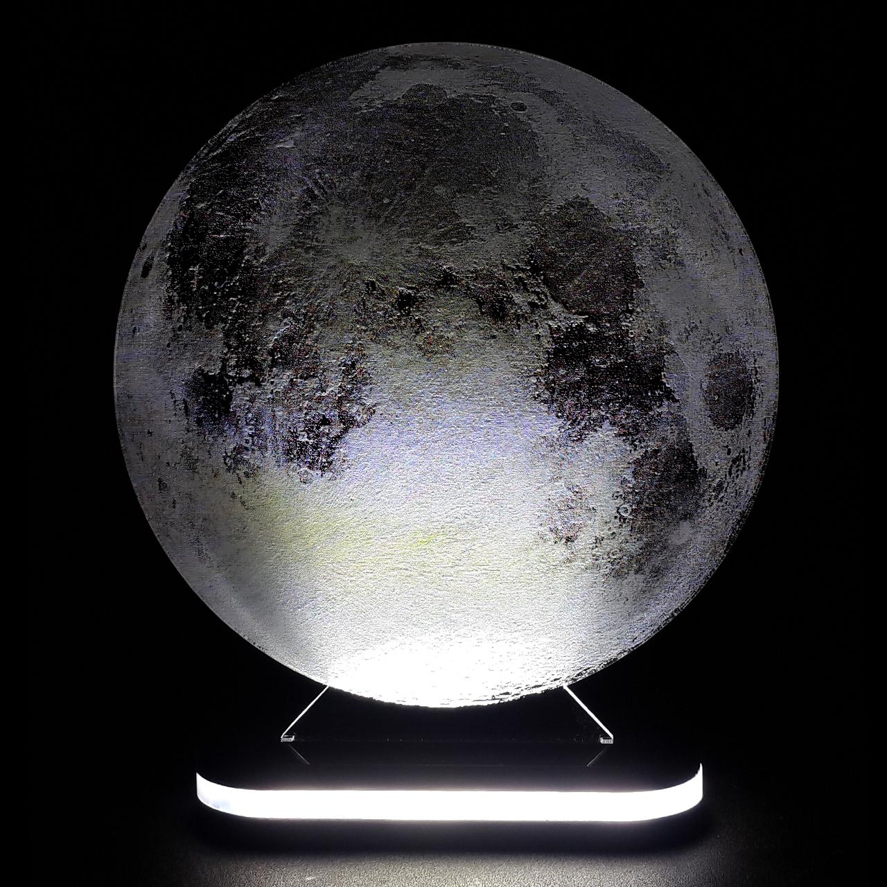 چراغ خواب طرح ماه کد 1109