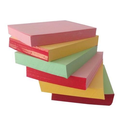 کاغذ یادداشت گوهران مدل Color3 بسته 6 عددی