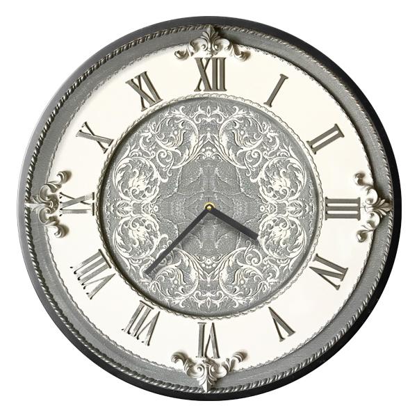 ساعت دیواری طرح آنتیک مدلg640