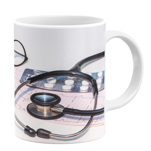 ماگ طرح پزشکی کد 9306