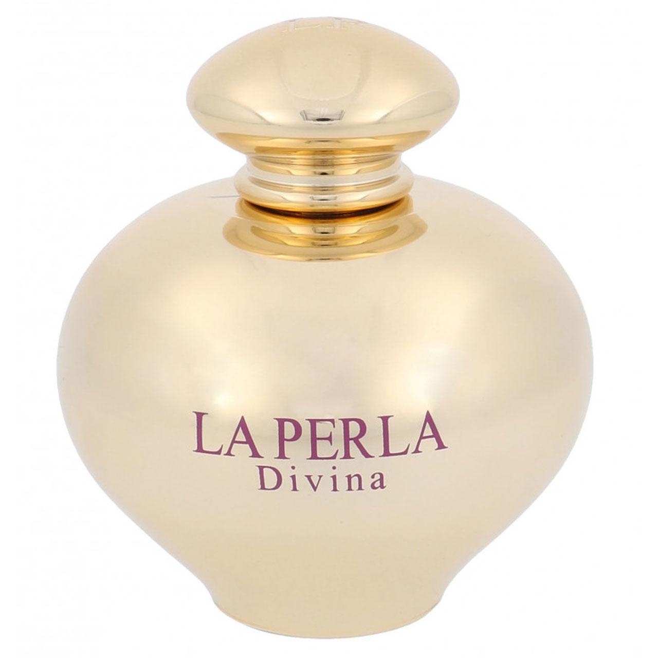 تستر ادوتویلت زنانه لاپرلا مدل Divina Gold Edition حجم80 میلی لیتر