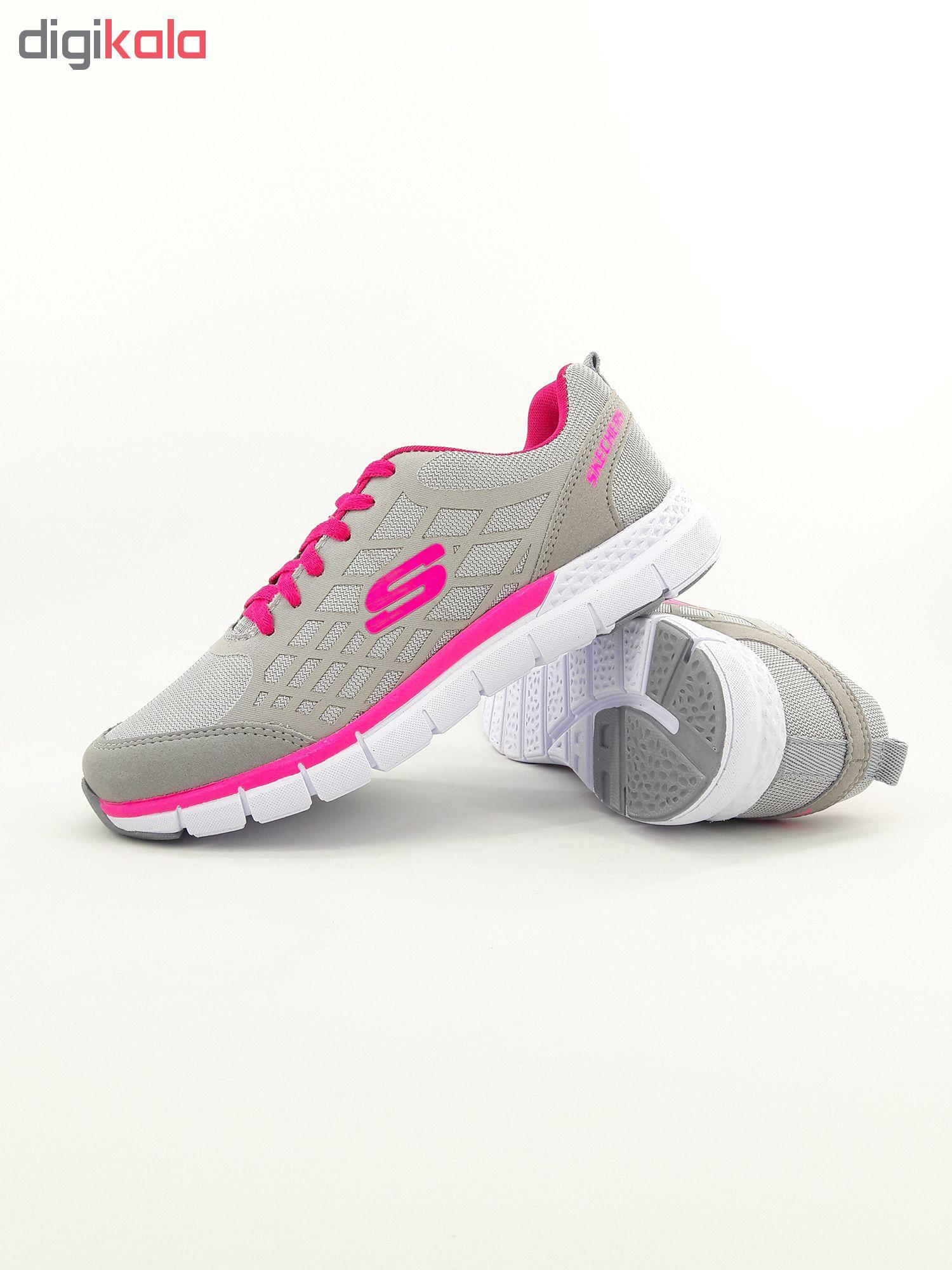 کفش ورزشی زنانه مدل S benben.gr.pnk01