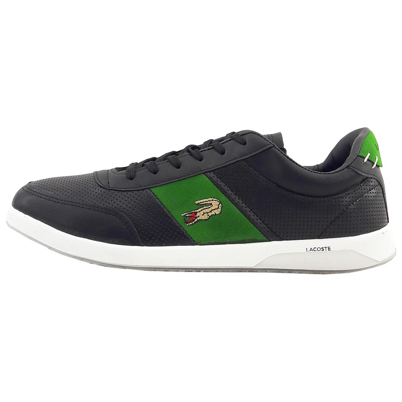 کفش مخصوص پیاده روی مردانه مدل Lst bl.gr.gel001