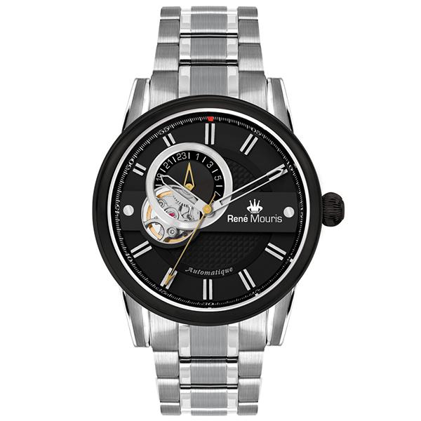 ساعت مچی عقربه ای مردانه رنه موریس مدل Orion 70102 RM2 21