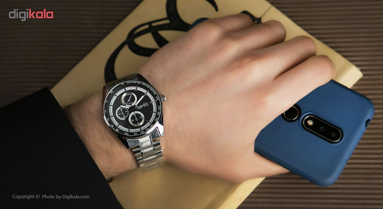 خرید ساعت مچی عقربه ای مردانه چاکسیگو مدل A46