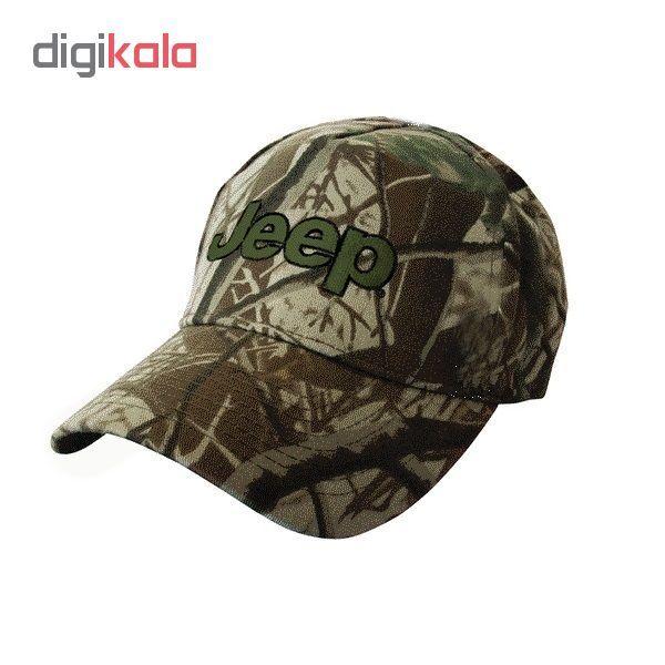 کلاه کپ مردانه مدل Jeep main 1 1