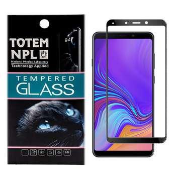 محافظ صفحه نمایش توتم مدل Fullcover مناسب برای گوشی موبایل سامسونگ Galaxy A9 2018