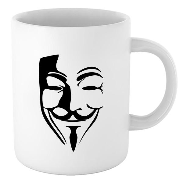 ماگ طرح ماسک کد 20516