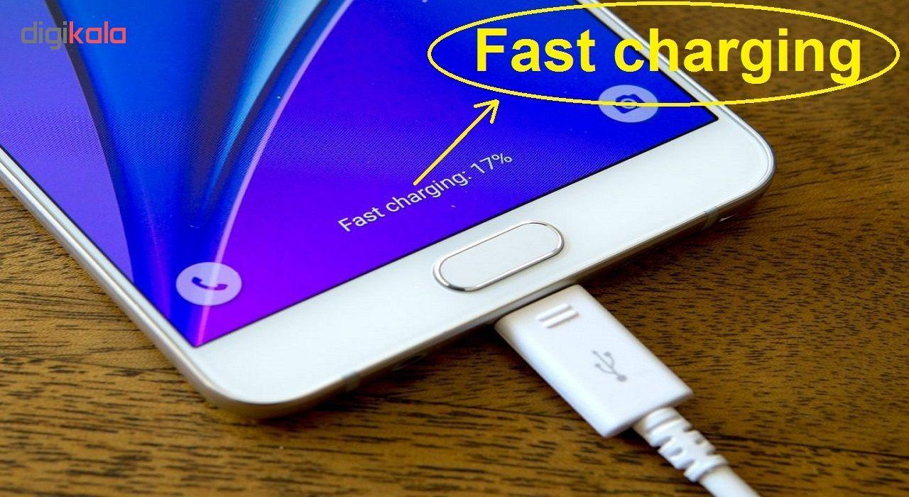 کابل  تبدیل USB به microUSB مدل SM-PS طول 1 متر main 1 6