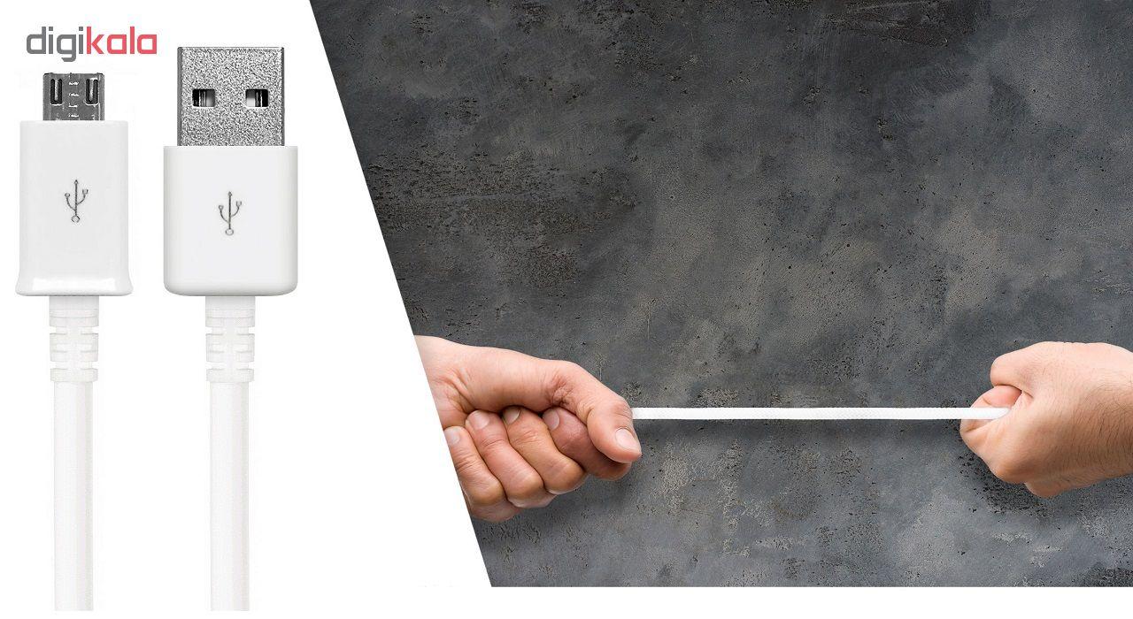 کابل  تبدیل USB به microUSB مدل SM-PS طول 1 متر main 1 7