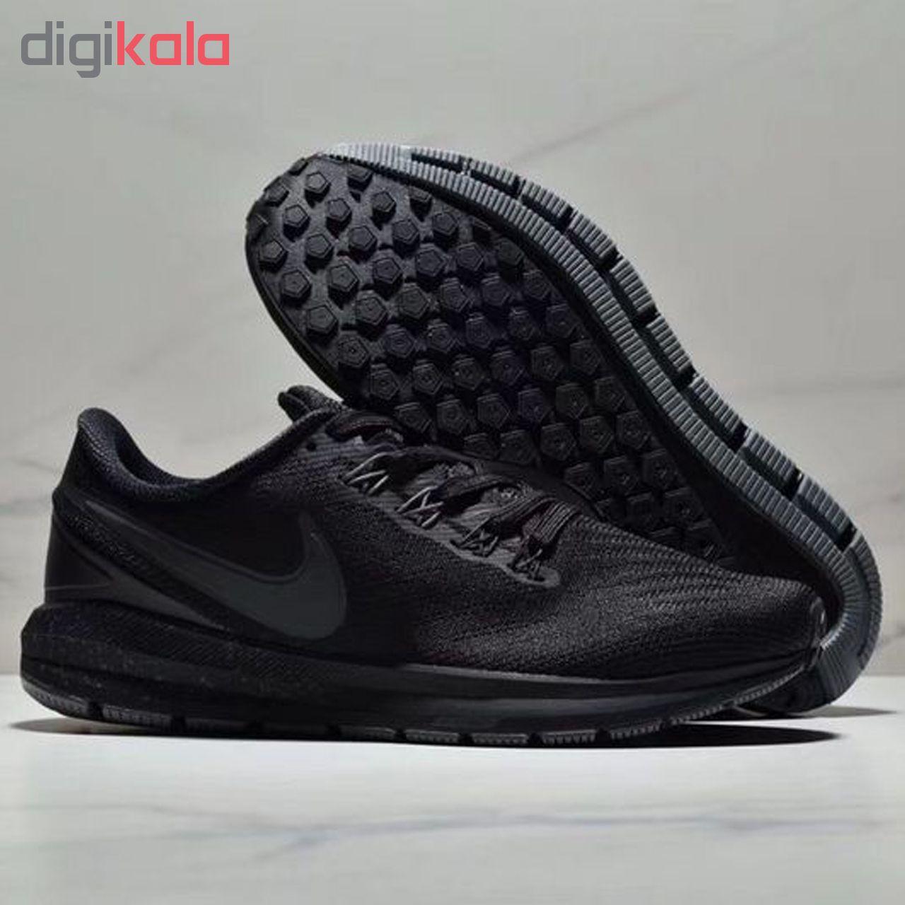 کفش مخصوص دویدن مردانه نایکی مدل Zoom Structure 22کد AA1636-019