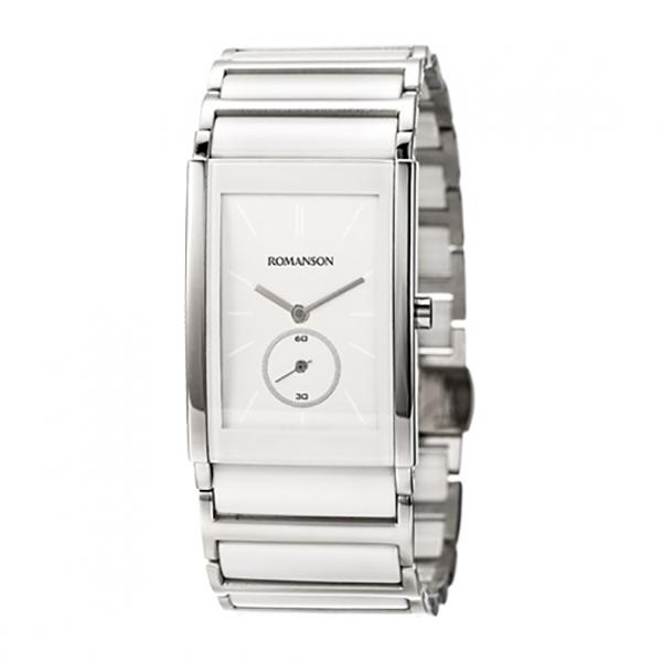 ساعت مچی عقربه ای مردانه رومانسون مدل TM8251MM2WA17W
