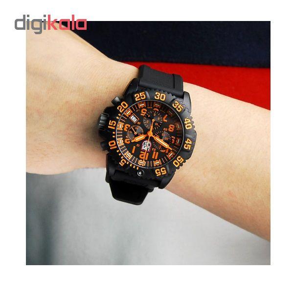 کد تخفیف                                      ساعت مچی عقربه ای مردانه لومینوکس مدل XS.3089