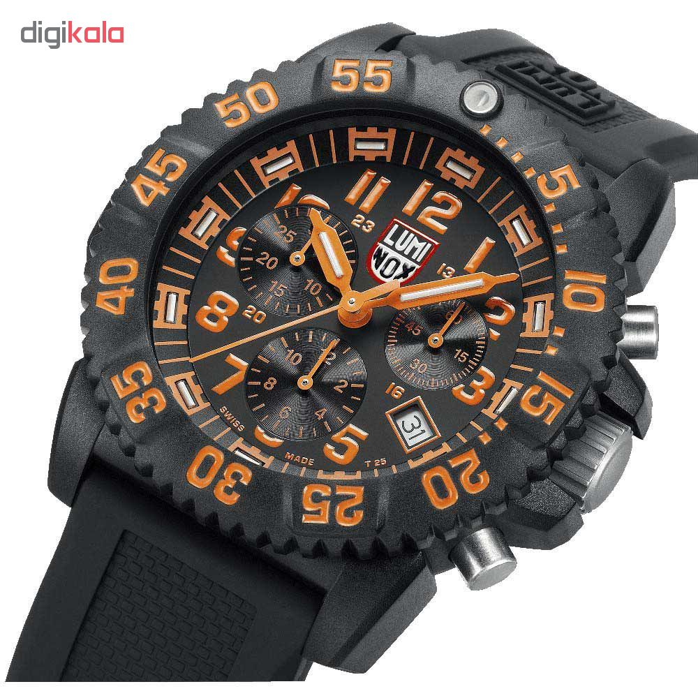 ساعت مچی عقربه ای مردانه لومینوکس مدل XS.3089