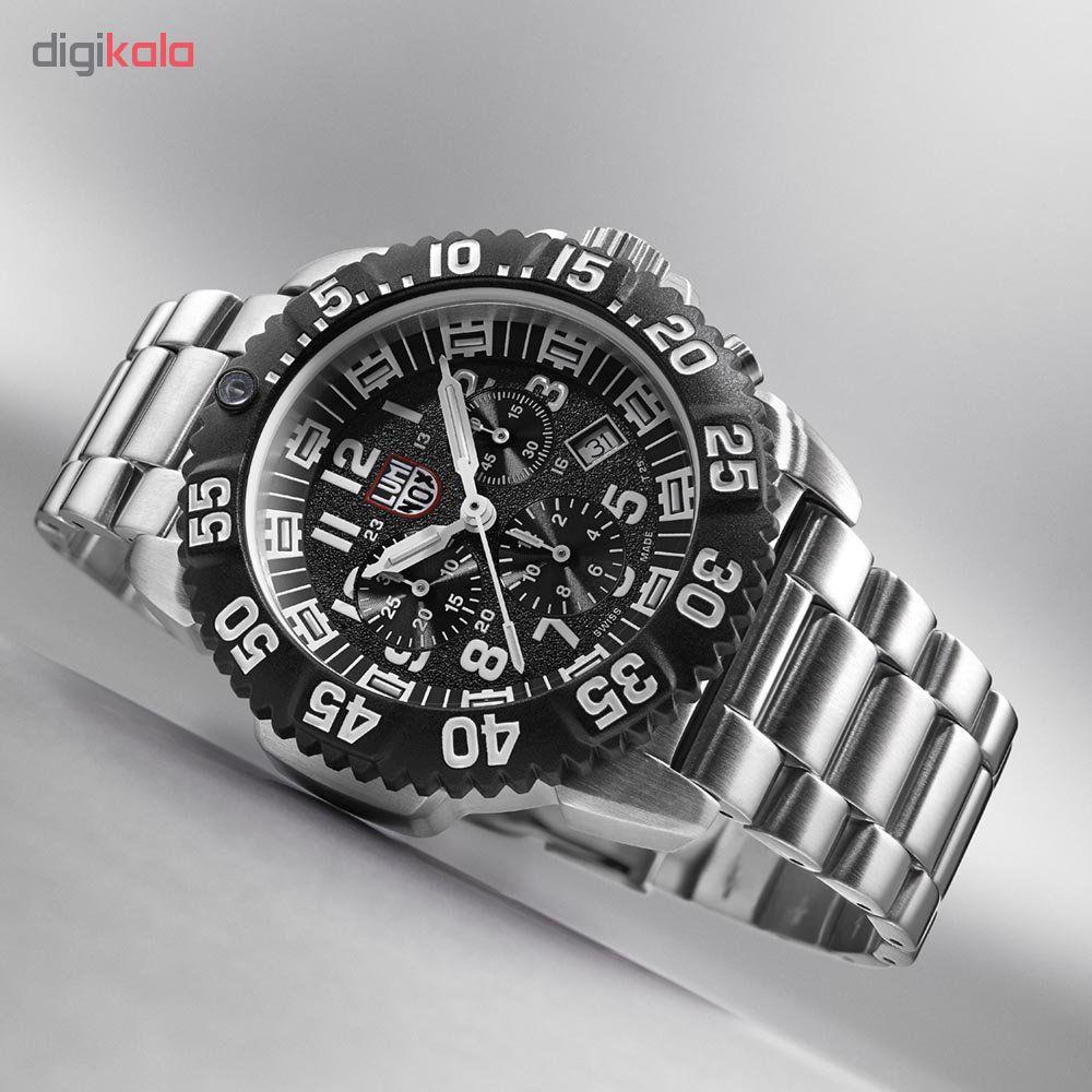 خرید ساعت مچی عقربه ای مردانه لومینوکس مدل XS.3182.L