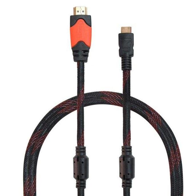 کابل تبدیل HDMI به mini HDMI مدل IMG طول 1.5 متر