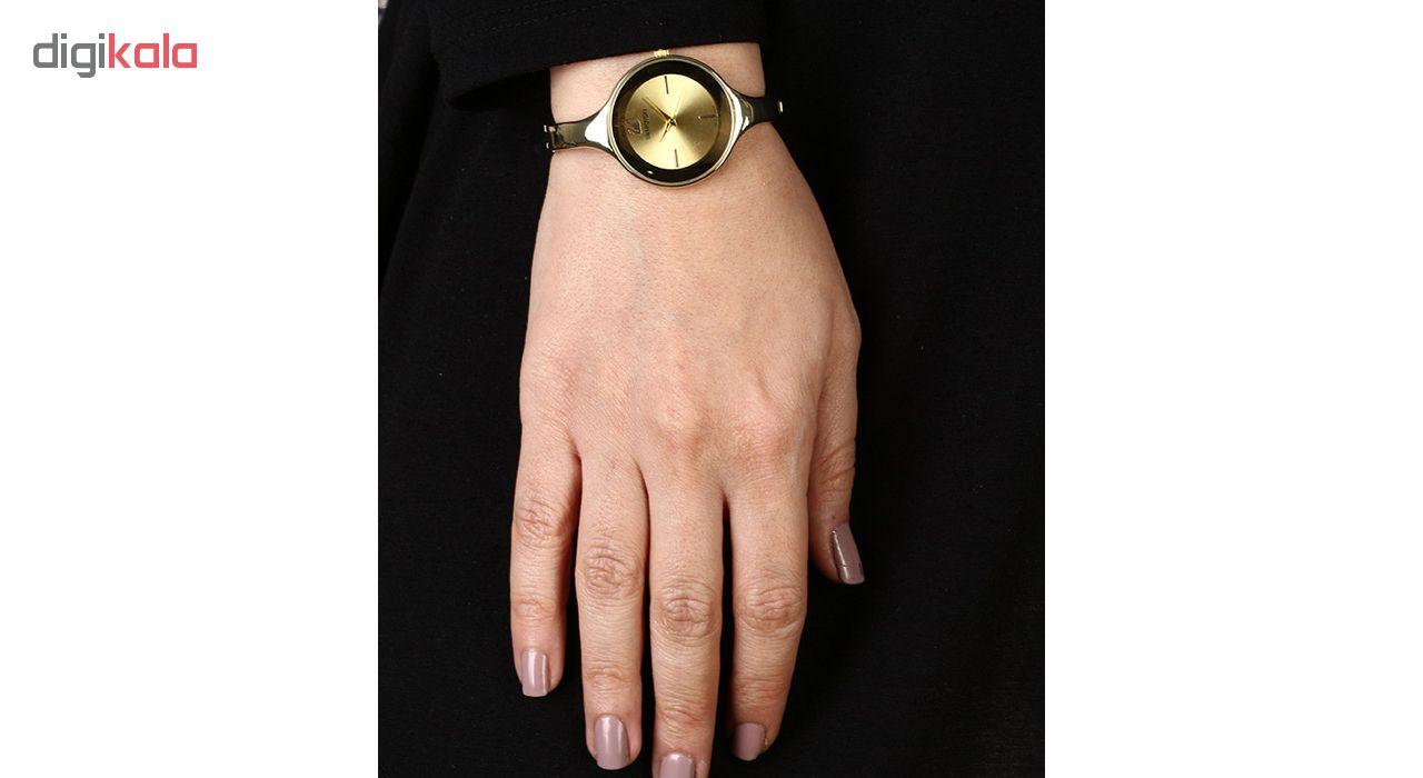 ساعت مچی عقربه ای زنانه مدل Alan-GL