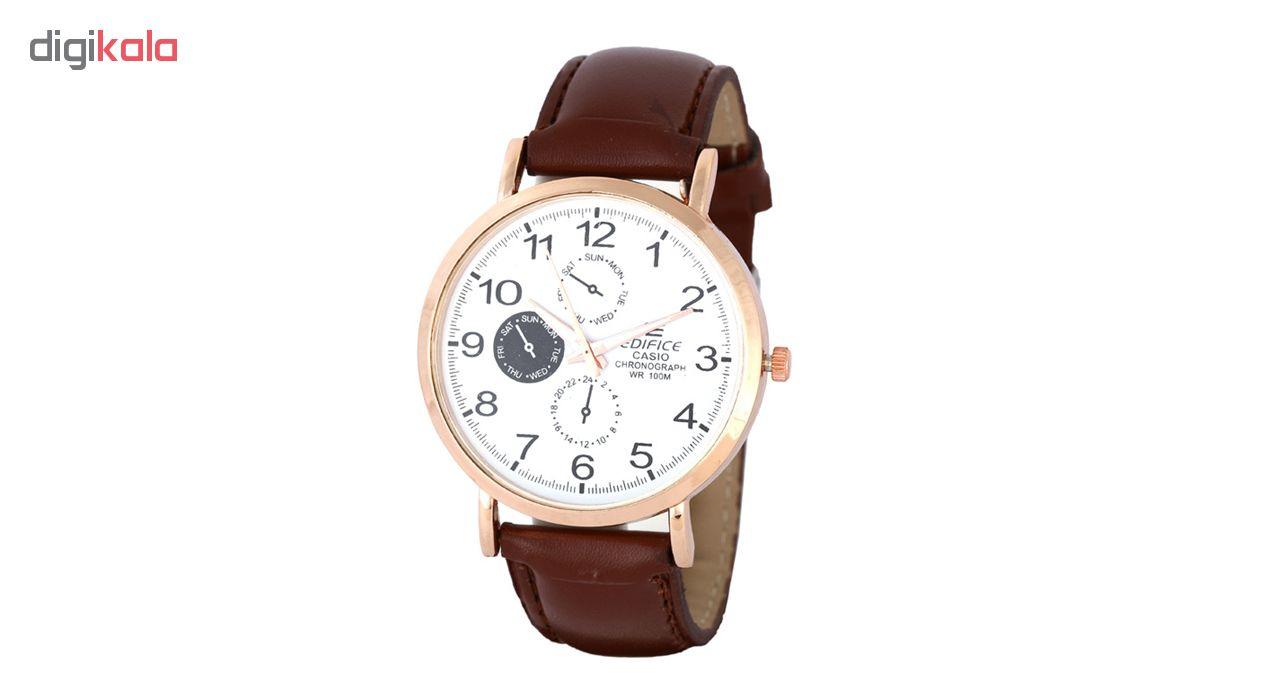 خرید ساعت مچی عقربه ای مردانه مدل Cas-NDRG