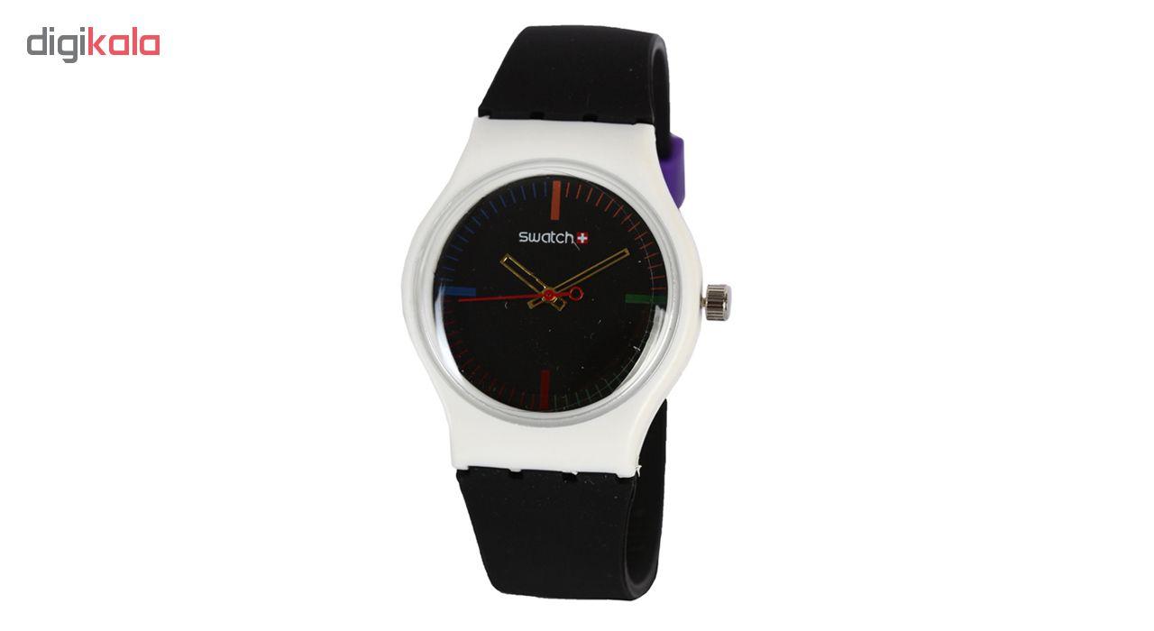 خرید ساعت مچی عقربه ای مردانه مدل TN-Wh
