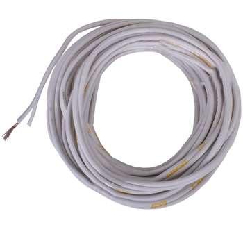 سیم نایلون برق 2 در 1.5 مدل SN1.5 طول 30 متر