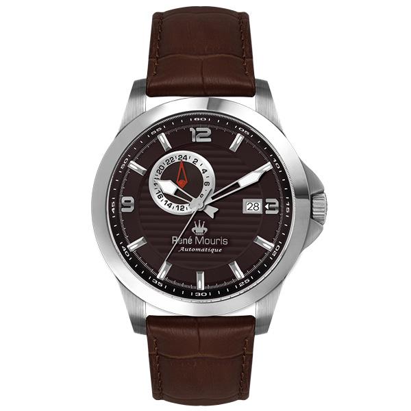 کد تخفیف                                      ساعت مچی عقربه ای مردانه رنه موریس مدل Cygnus 70103 RM3