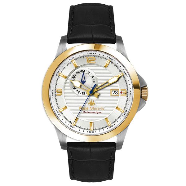 ساعت مچی عقربه ای مردانه رنه موریس مدل Cygnus 70103 RM5 3