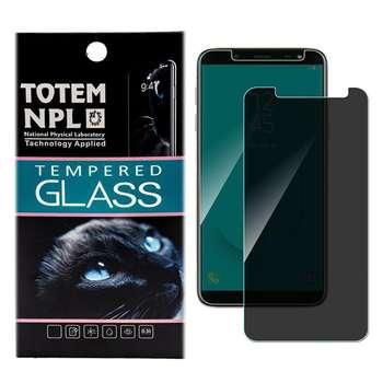 محافظ صفحه نمایش توتم مدل Privacy مناسب برای گوشی موبایل سامسونگ Galaxy J6