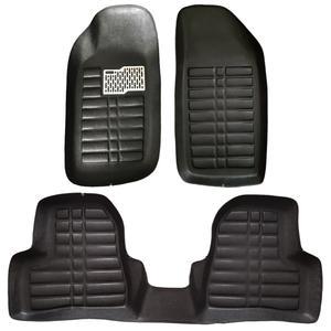 کفپوش سه بعدی ( پلی اورتان ) خودرو مناسب برای پژو 206