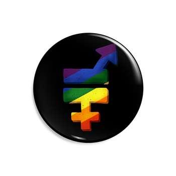 پیکسل ماسا دیزاین طرح برابری زن و مرد کد AS213