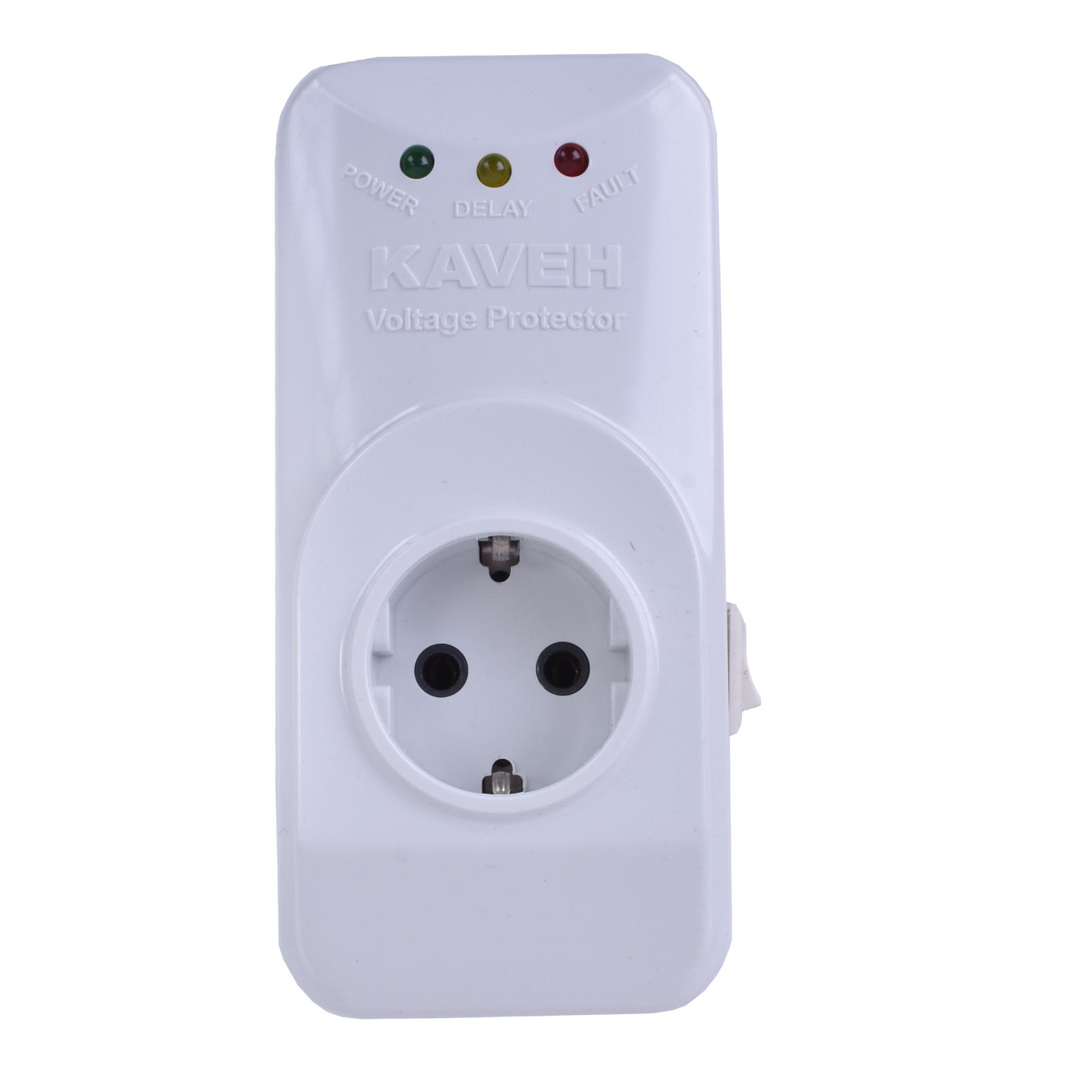 محافظ ولتاژ ماشین لباسشویی و ظرفشویی کاوه مدل KPP2125E
