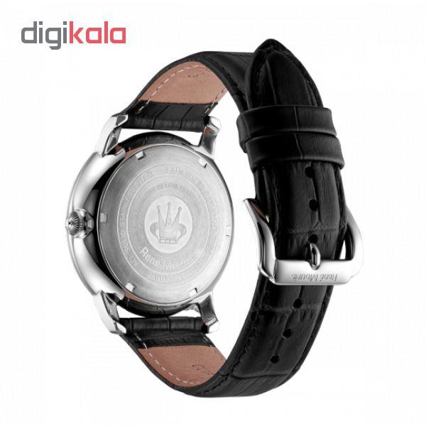 ساعت مچی عقربه ای رنه موریس مدل Executive 80101 RM2