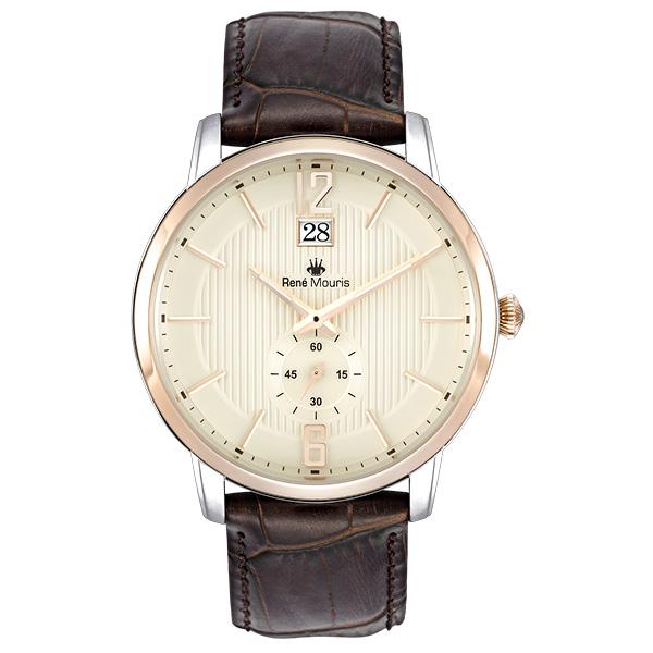 ساعت مچی عقربه ای رنه موریس مدل Executive 80101 RM4 8