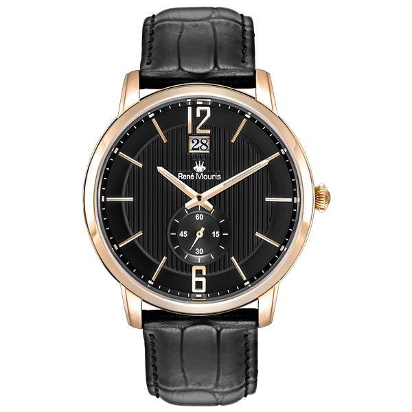 ساعت مچی عقربه ای رنه موریس مدل Executive 80101 RM5