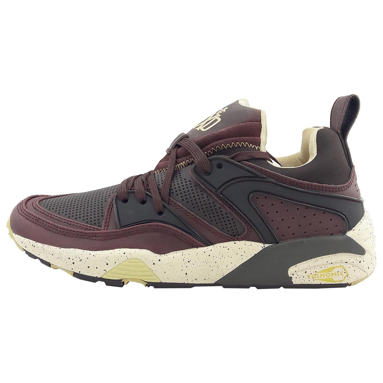 کفش مخصوص پیاده روی مردانه پوما مدل Blaze of glory x chestnuts
