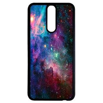 کاور طرح کهکشان کد 9763 مناسب برای گوشی موبایل هوآوی mate 10 lite