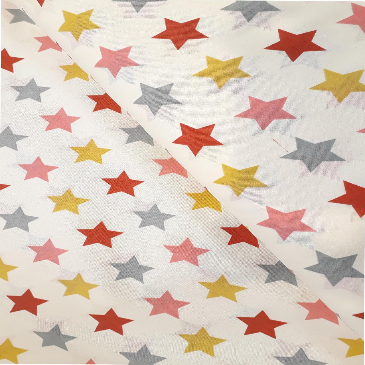 پارچه ملحفه طرح ستاره کد 4 |