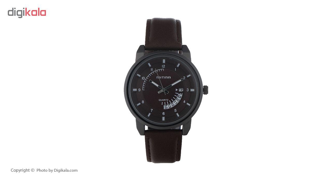 خرید ست ساعت مچی عقربه ای زنانه مردانه کد03 | ساعت مچی
