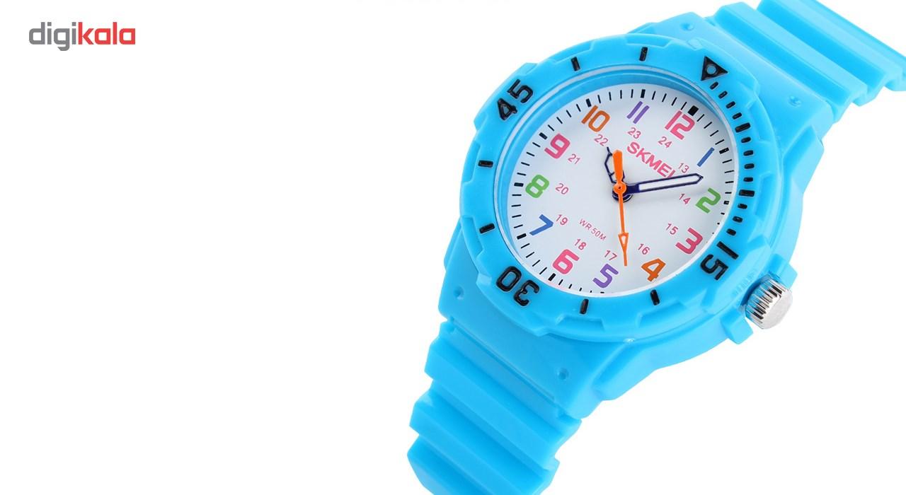ساعت مچی عقربه ای بچه گانه اسکمی مدل 1043 کد 04