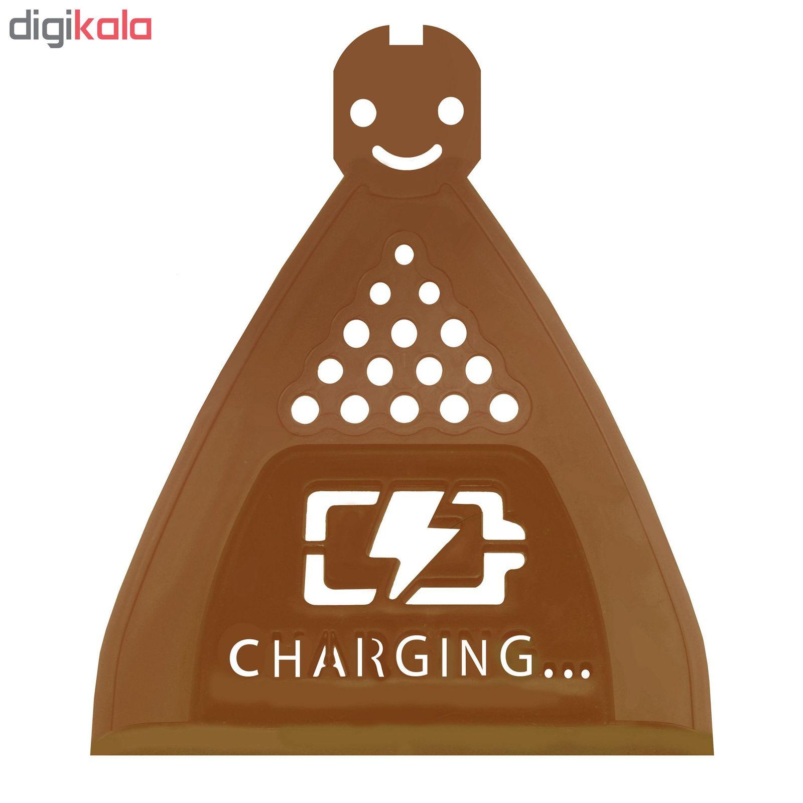 پایه نگهدارنده شارژر موبایل مدل Hng 0229 main 1 3