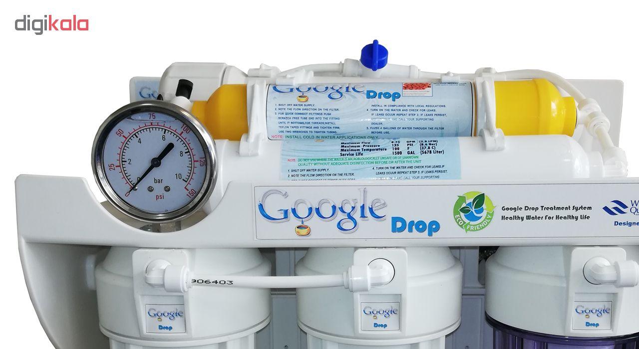 دستگاه تصفیه کننده آب مدل Google Drop 6s