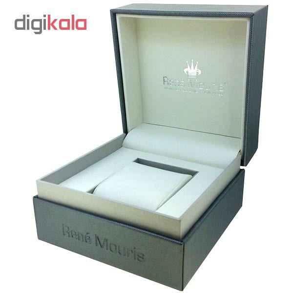 ساعت مچی عقربه ای مردانه رنه موریس مدل Executive 80102 RM3