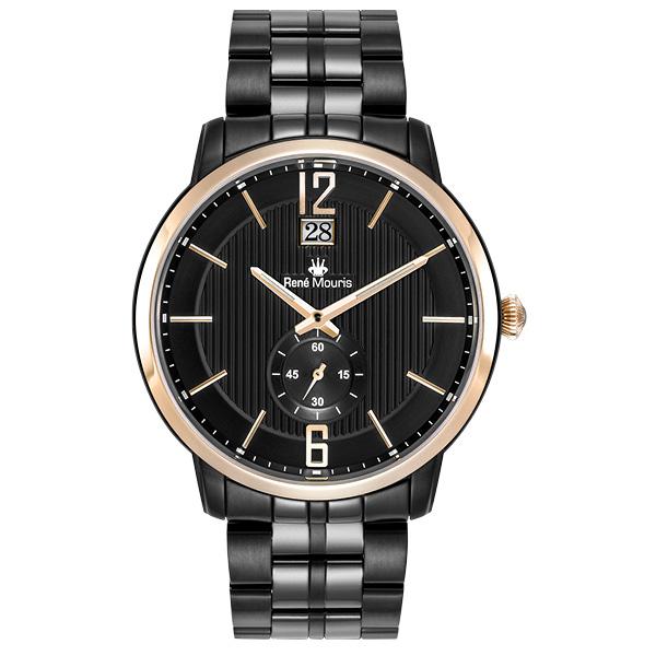 ساعت مچی عقربه ای مردانه رنه موریس مدل Executive 80102 RM5 4