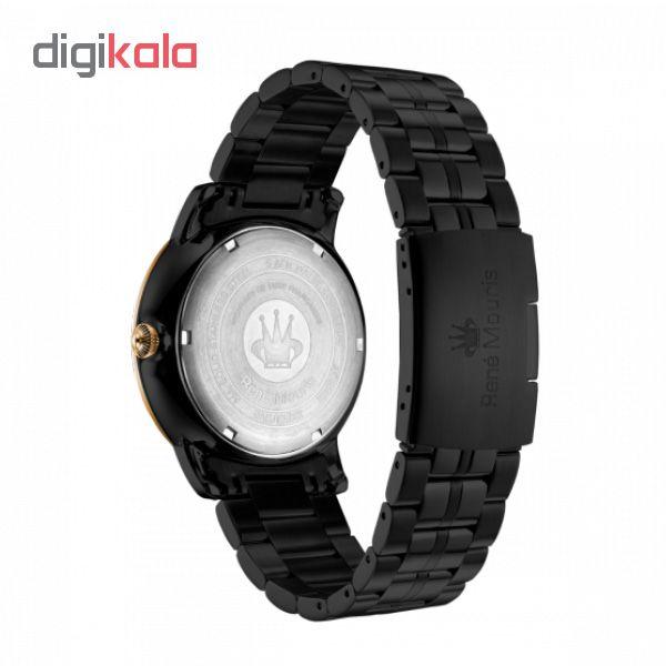 ساعت مچی عقربه ای مردانه رنه موریس مدل Executive 80102 RM5