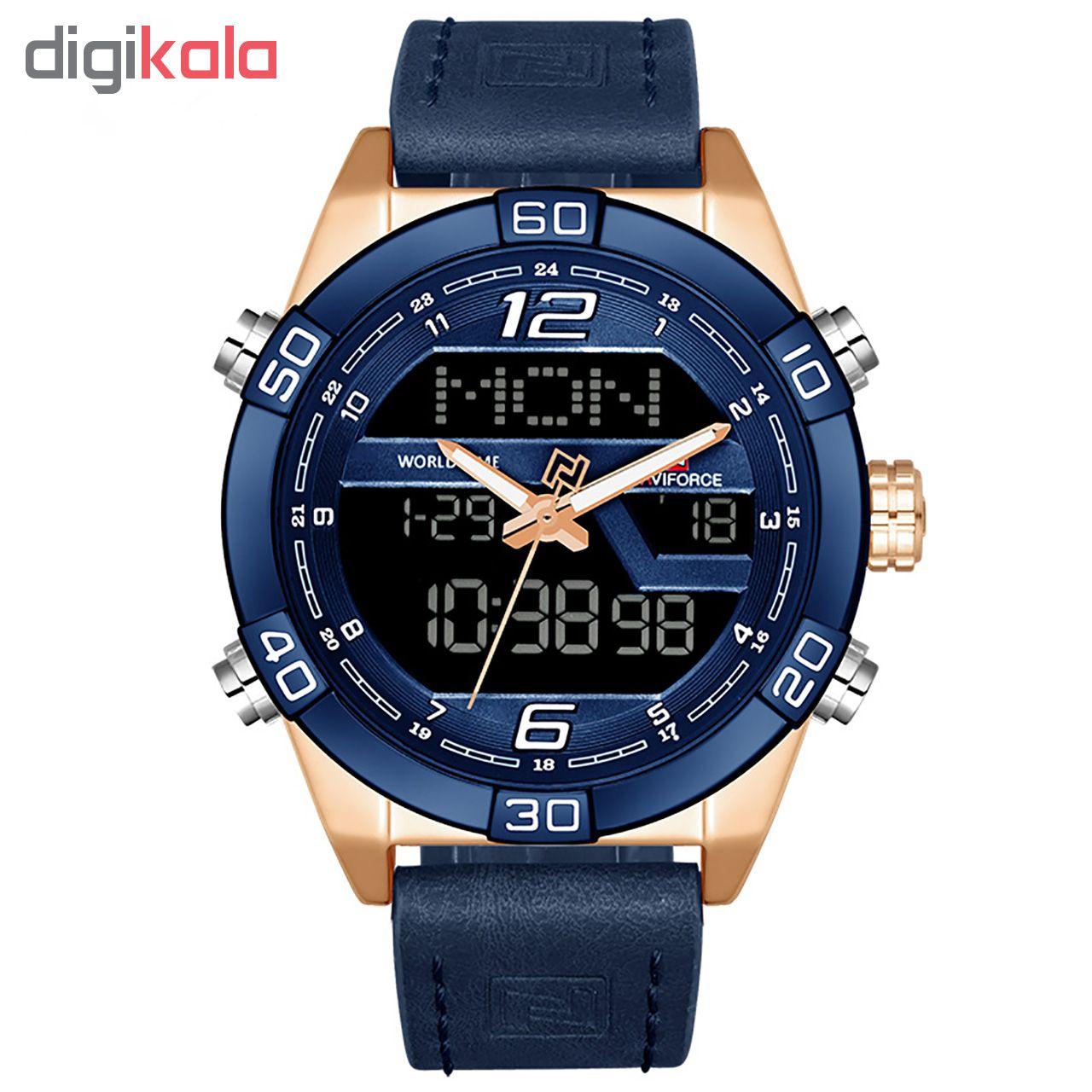 خرید ساعت مچی دیجتال مردانه نیوی فورس مدل nf9128