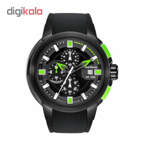 خرید ساعت مچی عقربه ای مردانه رنه موریس مدل Prowler 90123 RM4